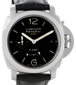 Panerai Panerai Luminor 1950 8 Days GMT 24H Watch PAM233 PAM00233 Unworn