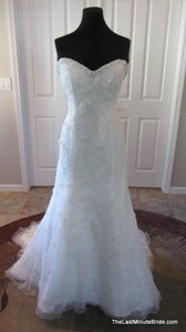 David Tutera For Mon Cheri Ryleigh Wedding Dress