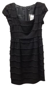 Nanette Lepore short dress Black Chic Classic Cocktail on Tradesy