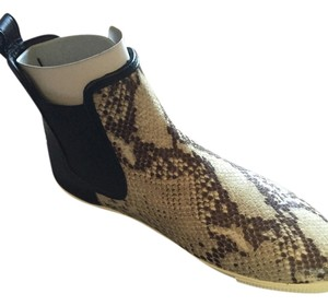 Marc by Marc Jacobs Snakeskin Boots