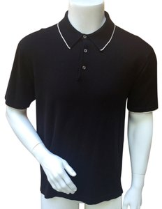 August Silk Mens Golf Shirt Sweater