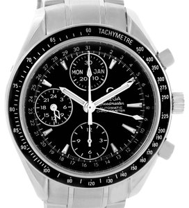 Omega Omega Speedmaster Day Date Automatic Mens Watch 3220.50.00