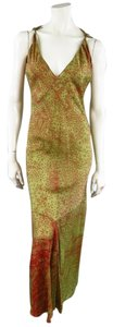 Jean-Paul Gaultier Printed Maxi Spring Summer Jpg Dress
