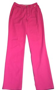 Escada Straight Pants Pink