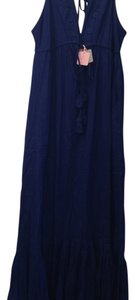 Royal blue Maxi Dress by Calypso St. Barth