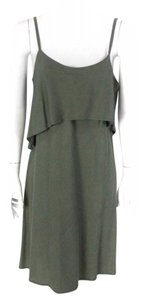 Tommy Bahama short dress Olive Mini Above The Knee on Tradesy