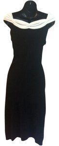 BCBGMAXAZRIA Rayon Nylon Dress
