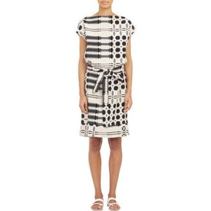 ace&jig short dress Black and White on Tradesy