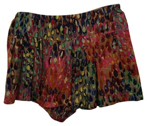 Nanette Lepore Dress Shorts Multi