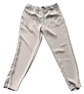 H&M Relaxed Pants Beige