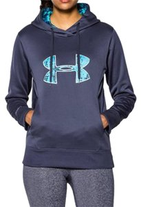 Under Armour Semi Fitted Wave Weatherproof Exercize Sweater