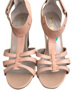 Me Too Taupe/beige Sandals