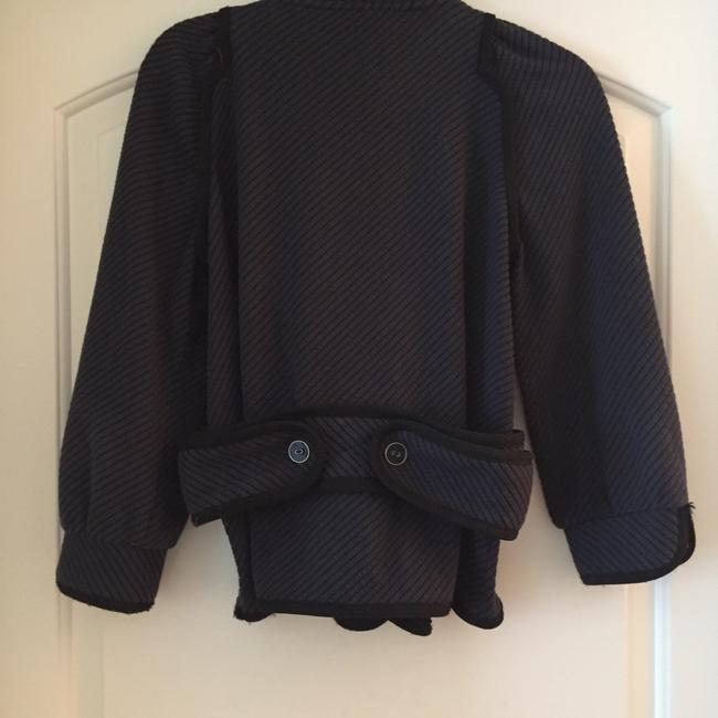 Marc Jacobs Navy Button Down Jacket Jacket Image 1
