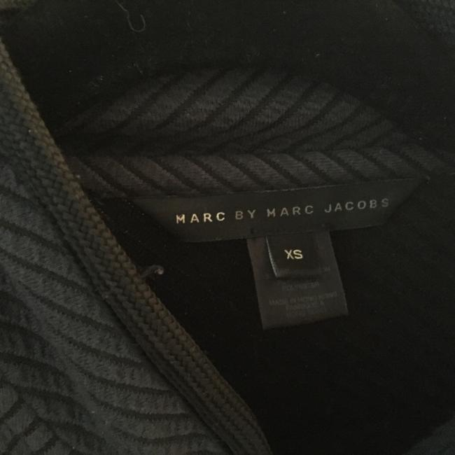 Marc Jacobs Navy Button Down Jacket Jacket Image 2