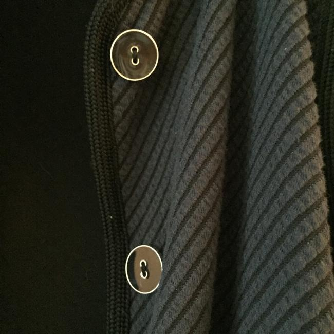 Marc Jacobs Navy Button Down Jacket Jacket Image 3