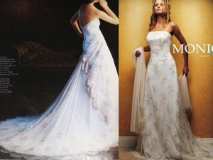 Monique Luo Cq102 Wedding Dress