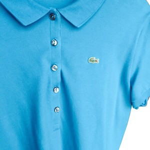 Izod Button Down Shirt Teal blue