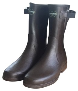 Le Chameau Chocolate Brown Boots