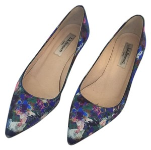 L.K. Bennett Blue, red, pink, mint, green, purple Pumps