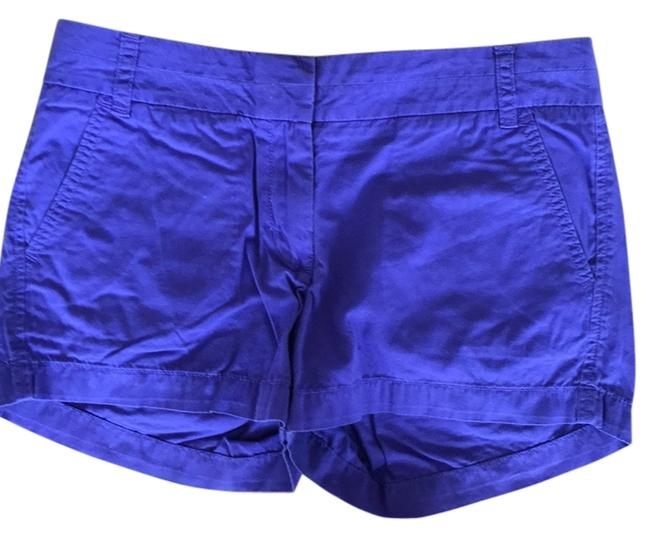 J.Crew Purple Chino Shorts Size 4 (S, 27) J.Crew Purple Chino Shorts Size 4 (S, 27) Image 1