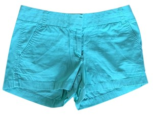 J.Crew Cut Off Shorts Sea Foam Green