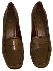 Cole Haan brown leather Pumps