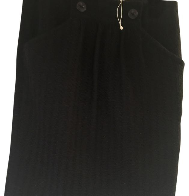 Magaschoni Black Skirt Size 6 (S, 28) Magaschoni Black Skirt Size 6 (S, 28) Image 1