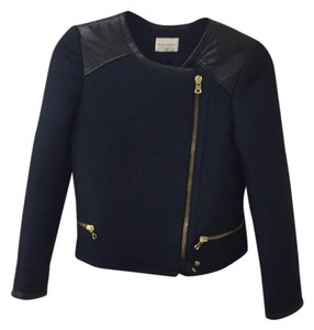 Club Monaco Navy, blue, gold Blazer