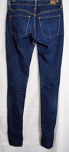 BDG Urban Outfitters Cigarette Stretch Size 25 Skinny Jeans-Dark Rinse Image 1