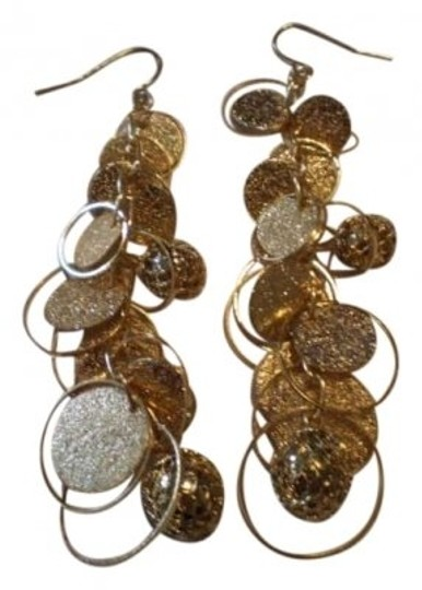 Preload https://item2.tradesy.com/images/body-central-goldtone-dangley-earrings-140211-0-0.jpg?width=440&height=440