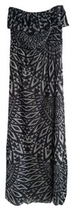 Black / White Maxi Dress by Sweet Pea by Stacy Frati