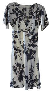 Forth & Towne Feminine Kimono Sleeves Dress