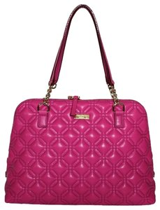 Kate Spade Satchel in Baja Rose