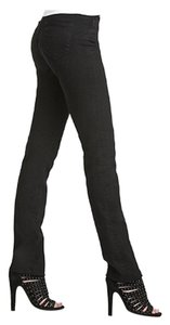 J Brand Night Out Curvy Straight Leg Jeans-Dark Rinse