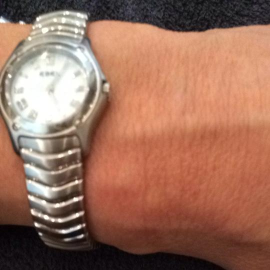 Ebel Ebel Ladies Classic Wave Stainless Steal Watch