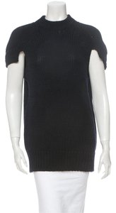 Prada Cap Sleeve Wool Sweater