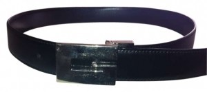 Gucci Vintage Gucci belt in Black!