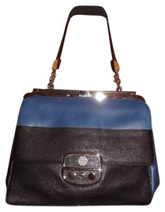 Jason Wu Satchel in blue/black