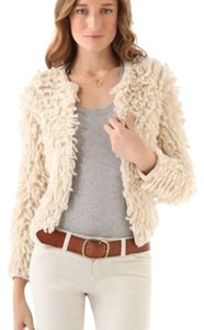 Club Monaco Loop Cardigan Shaggy Loop New Sweater