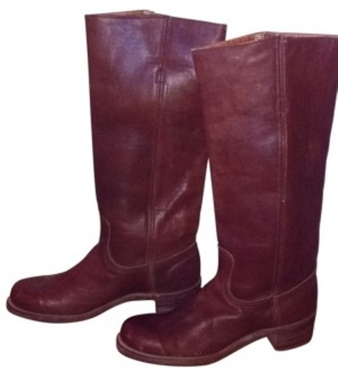 Preload https://img-static.tradesy.com/item/140302/frye-brown-vintage-leather-riding-bootsbooties-size-us-95-0-0-540-540.jpg