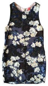 INTERMIX short dress Floral Eight Sixty Shift on Tradesy