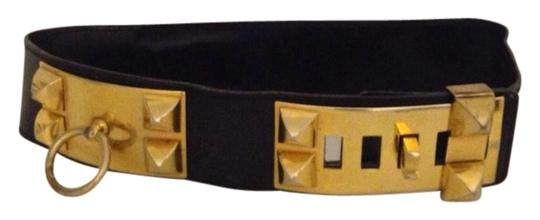 Preload https://img-static.tradesy.com/item/14031823/hermes-black-medor-vintage-collier-de-chien-belt-0-1-540-540.jpg