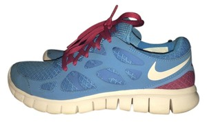 Nike Free Blue Athletic