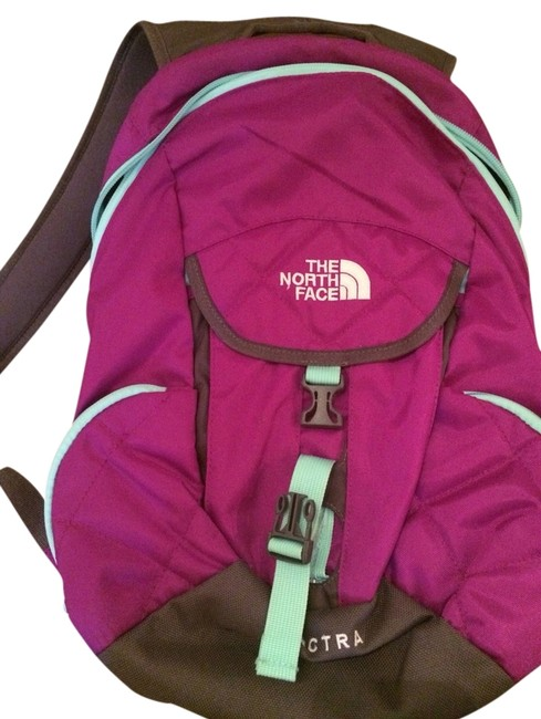 Item - Fuscia and Mint Green Backpack