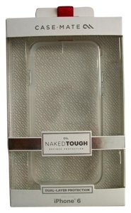 Case-Mate Case Mate Naked Tough Refined Protection For iPhone 6