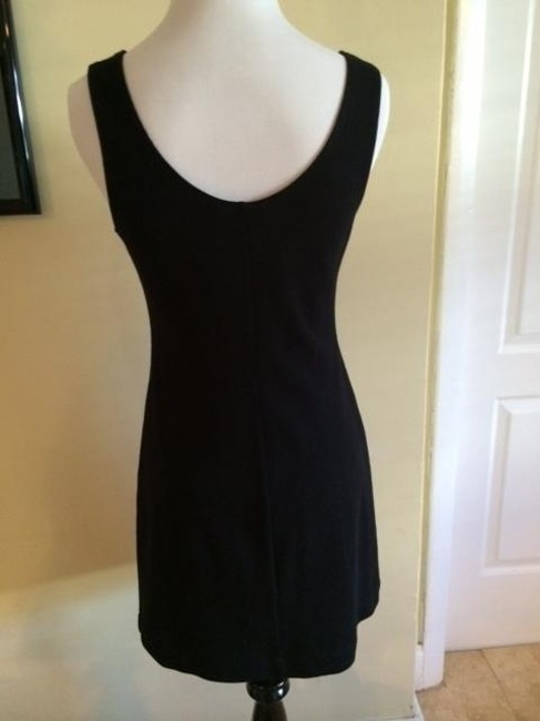 Theory short dress Black Tank on Tradesy