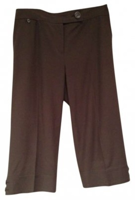 Preload https://item1.tradesy.com/images/ann-taylor-chocolate-capris-size-petite-6-s-140345-0-0.jpg?width=400&height=650