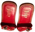 Juicy Couture Red Flats Image 1
