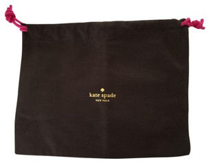 Kate Spade Brown Jewelry Pouch