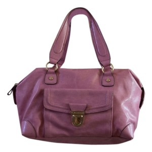 Liz Claiborne Purse Satchel in Pink